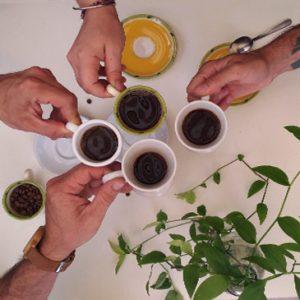 atelier découverte dégustation yellow peak torréfacteur de cafés de spécialité à pau