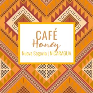 Café Honey nueva segovia nicaragua yellow peak café de spécialité