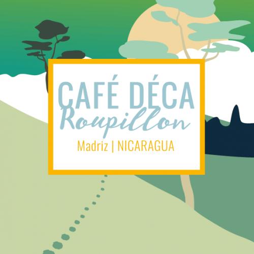 Café décaféiné roupillon - Madriz Nicaragua - Yellow peak cafés de spécialité