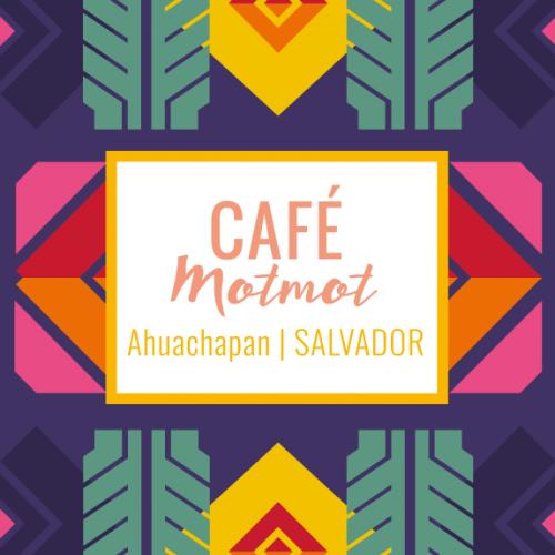 Café motmot - Ahuachapan Salvador - Yellow peak cafés de spécialité
