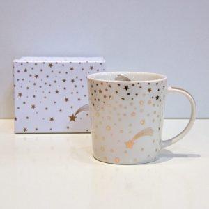 mug tasse original comete etoiles yellow peak torréfacteur de cafés de spécialité