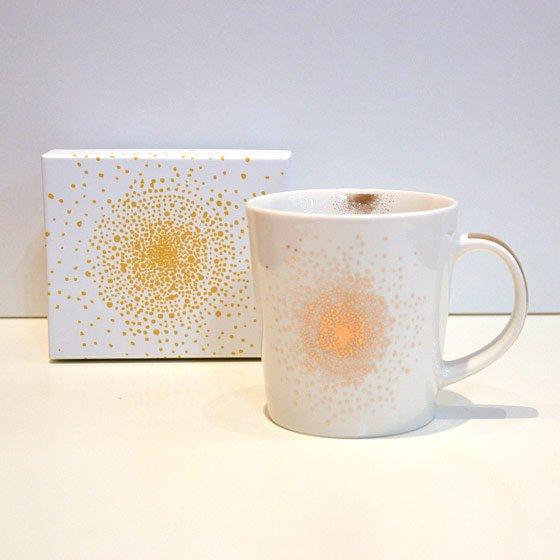 mug tasse original pepites scintillantes yellow peak torréfacteur de cafés de spécialité