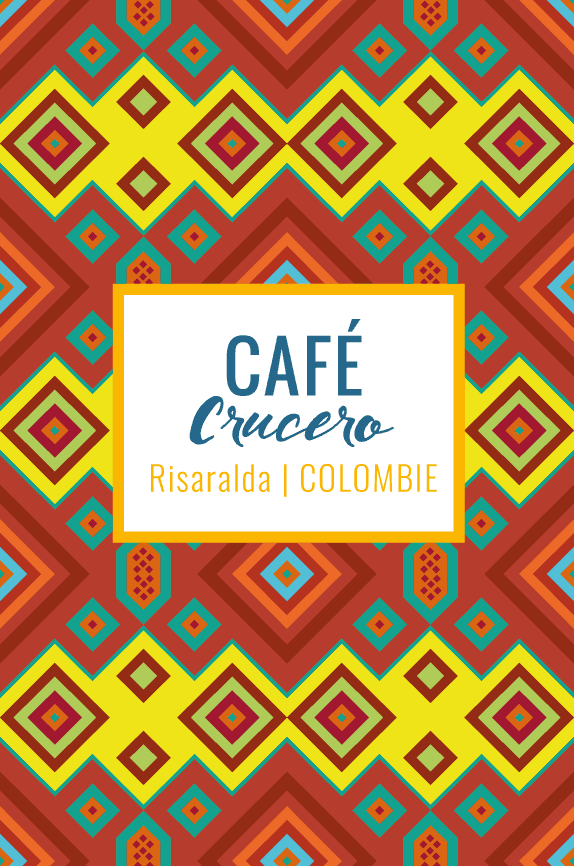 Café Crucero - Risaralda Colombie - Yellow peak cafés de spécialité